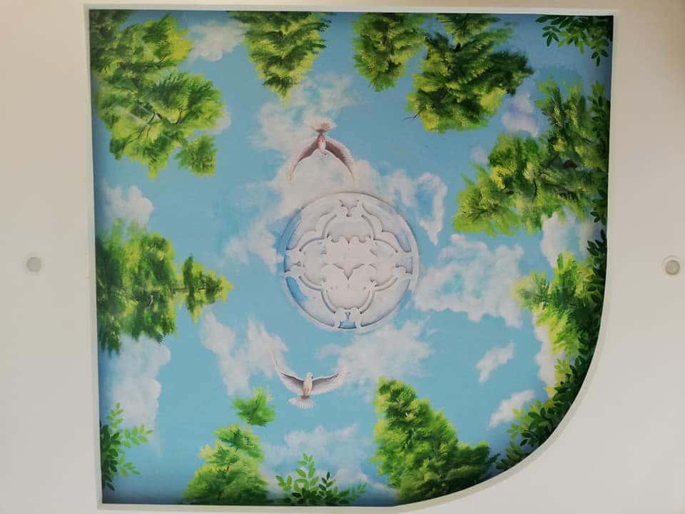 ve tranh tuong dep 37 - Vẽ tranh tường tại Hà Nội