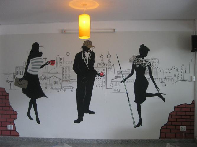 ve tranh tuong dep van phòng ve tranh tuong van phong xd - Vẽ tranh tường văn phòng đẹp