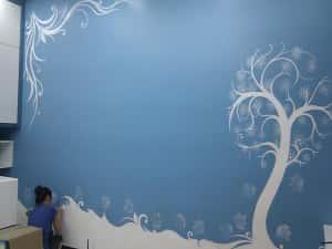 ve tranh tuong thanh pho ho chi minh 300x225 - Vẽ tranh tường tại tphcm