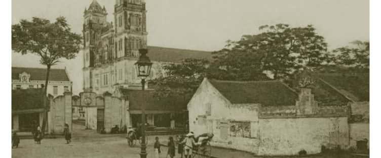 Kiến trúc nhà thờ (công giáo) chính tòa Bắc Ninh