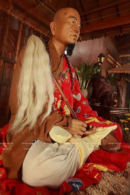 Kiến trúc độc đáo của chùa Tịnh xá Linh Quang