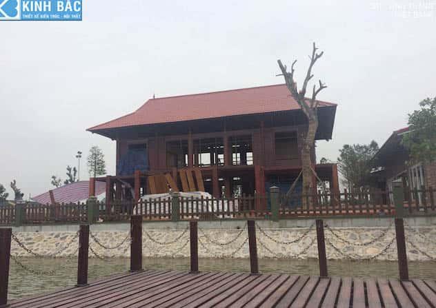 06 - Thiết kế và thi công nhà gỗ đẹp
