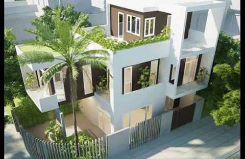 Mẫu thiết kế nhà đẹp ở Thanh Hóa