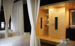 Rem spa 01 - Rèm cửa spa đẹp