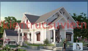 biet thu pho 1 tang 4 768x448 300x175 - Tư vấn thiết kế biệt thự 1 tầng 100m2