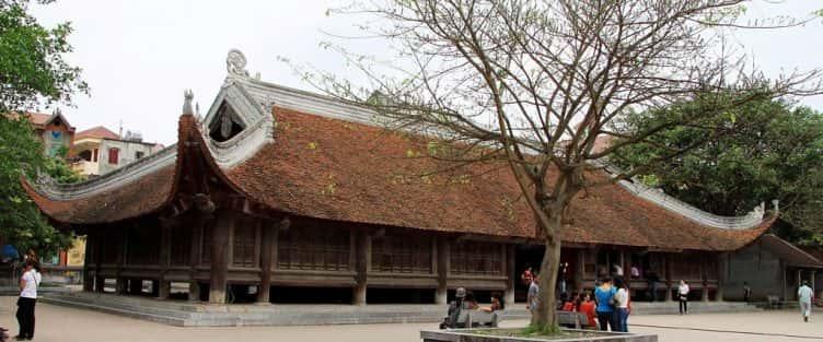 Kiến trúc độc đáo của Đình Bảng (Bắc Ninh)