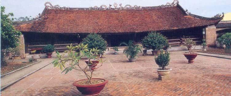 Kiến trúc độc đáo của Đình Hàng Kênh (Hải Phòng)