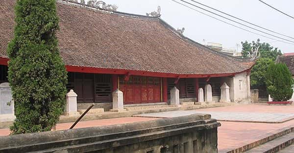 Kiến trúc độc đáo của Đình Phù Lão (Bắc Giang)