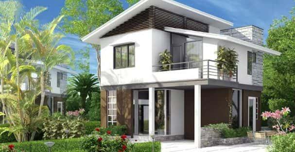 Mẫu thiết kế biệt thự đẹp ở Lào Cai