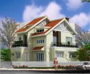 mau biet thu quang tri 300x246 - Mẫu thiết kế biệt thự đẹp ở Quảng Trị