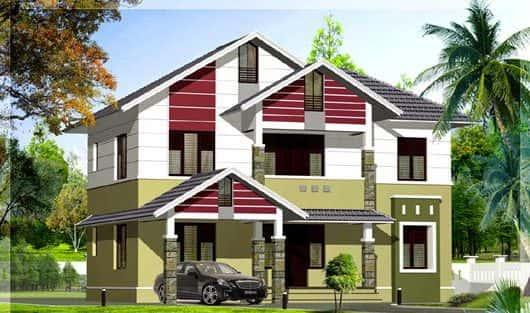 Mẫu thiết kế biệt thự đẹp ở Tây Ninh