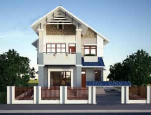 mau biet thu yen bai 300x227 - Tư vấn mẫu thiết kế biệt thự đẹp ở Yên Bái