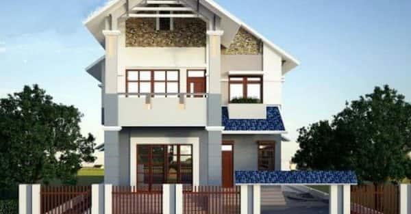 Tư vấn mẫu thiết kế biệt thự đẹp ở Yên Bái