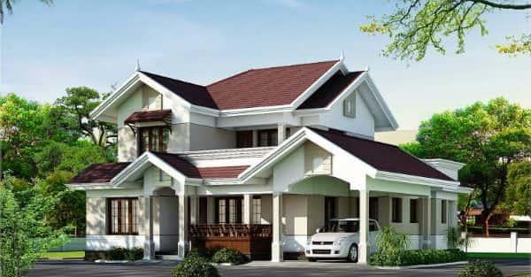 Tư vấn mẫu thiết kế nhà đẹp ở  Bình Phước