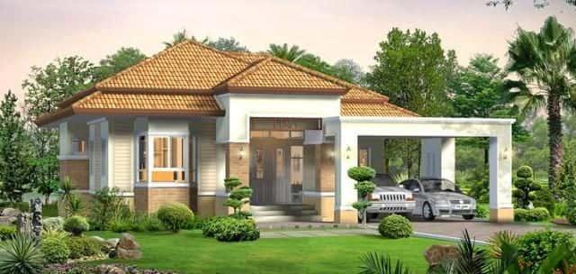 Mẫu thiết kế nhà đẹp ở Hà Giang