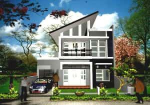 mau nha dep ha nam 01 300x211 - Mẫu thiết kế nhà đẹp ở Hà Nam
