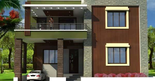 Mẫu thiết kế nhà đẹp ở Hà Tĩnh