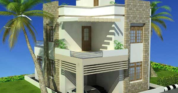 Mẫu thiết kế nhà đẹp ở Hòa Bình