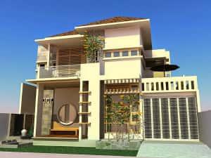 mau nha dep lam dong 1 300x225 - Mẫu thiết kế nhà đẹp ở Lâm Đồng