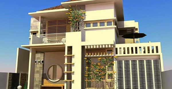 Mẫu thiết kế nhà đẹp ở Lâm Đồng
