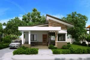 mau nha dep nghe an 1 300x200 - Mẫu thiết kế nhà đẹp ở Nghệ An