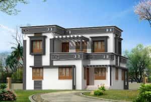 mau nha dep o tra vinh 1 300x203 - Mẫu thiết kế nhà đẹp ở Trà Vinh