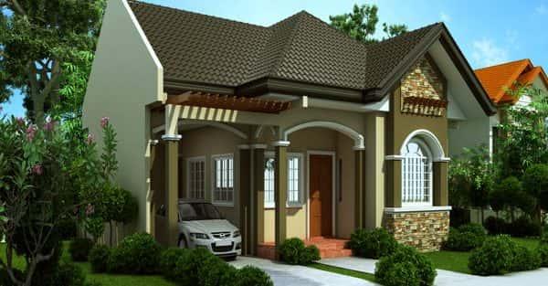 Mẫu thiết kế nhà đẹp ở Phú Thọ