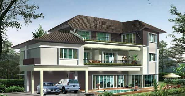Mẫu thiết kế nhà đẹp ở Quảng Ngãi