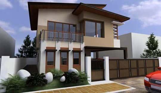 Mẫu thiết kế nhà đẹp ở Quảng Ninh