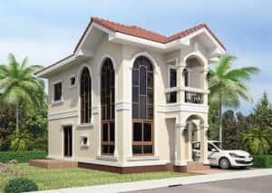 mau nha dep son la 1 300x213 - Mẫu thiết kế nhà đẹp ở Sơn La