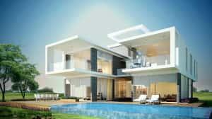 mau thiet ke biet thu binh phuoc 01 300x168 - Mẫu thiết kế biệt thự đẹp ở Bình Phước