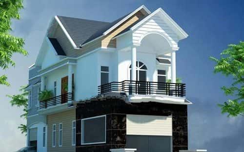 Tư vấn mẫu thiết kế biệt thự đẹp ở Quảng Ngãi