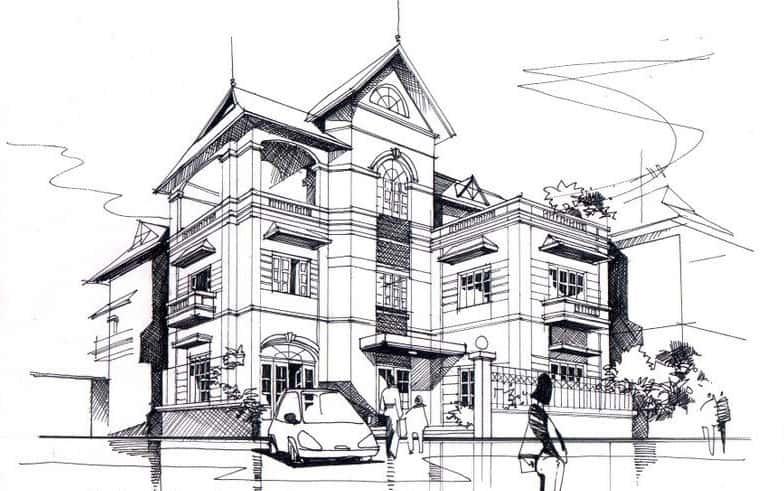 mau thiet ke nha dep 012 - Thiết kế nhà Gia Lai