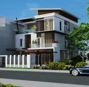 mau thiet ke nha dep 017 300x294 - Tư vấn mẫu thiết kế nhà đẹp ở Ninh Bình