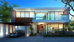 mau thiet ke nha dep 021 300x169 - Tư vấn mẫu thiết kế nhà đẹp ở Long An