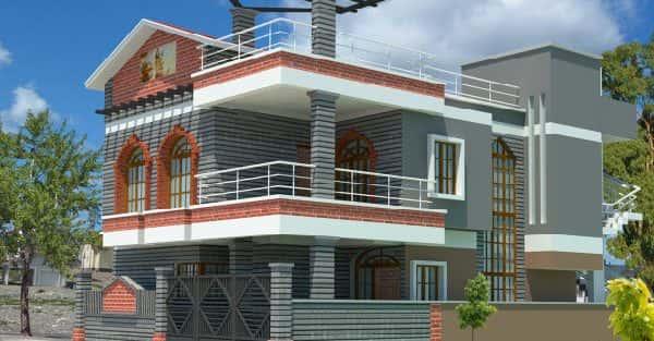 Mẫu thiết kế nhà đẹp ở Tây Ninh