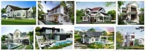 nha dep 300x105 - Thiết kế nhà Đà Nẵng