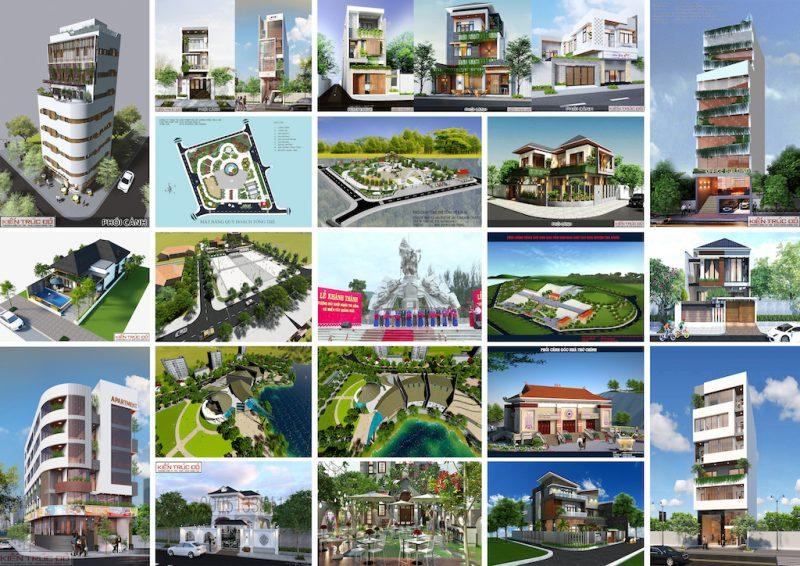 nha dep da nang 800x566 - Thiết kế nhà Đà Nẵng