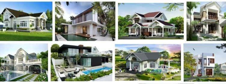 600 Mẫu thiết kế nhà Đà Nẵng đẹp với kiến trúc hiện đại