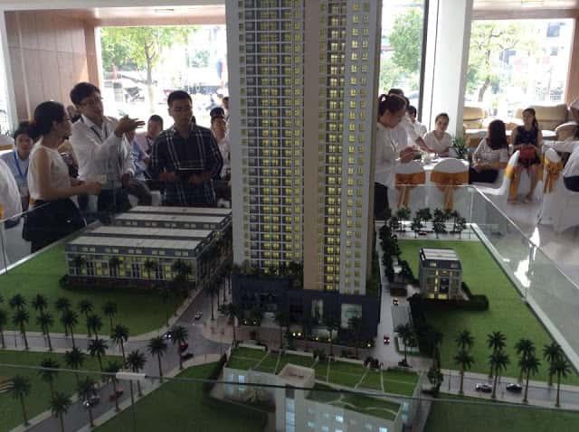 Thiết kế nhà mẫu cho các dự án chung cư, tòa nhà văn phòng