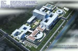 thiet ke benh vien da khoa5BVDK Thai Binh Market copy5 300x197 - Thiết kế bệnh viện đa khoa
