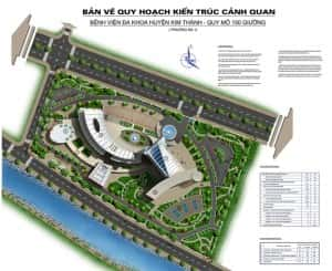 thiet ke benh vien da khoaBV Kim Thanh   PA1   Tmb 300x245 - Thiết kế bệnh viện đa khoa