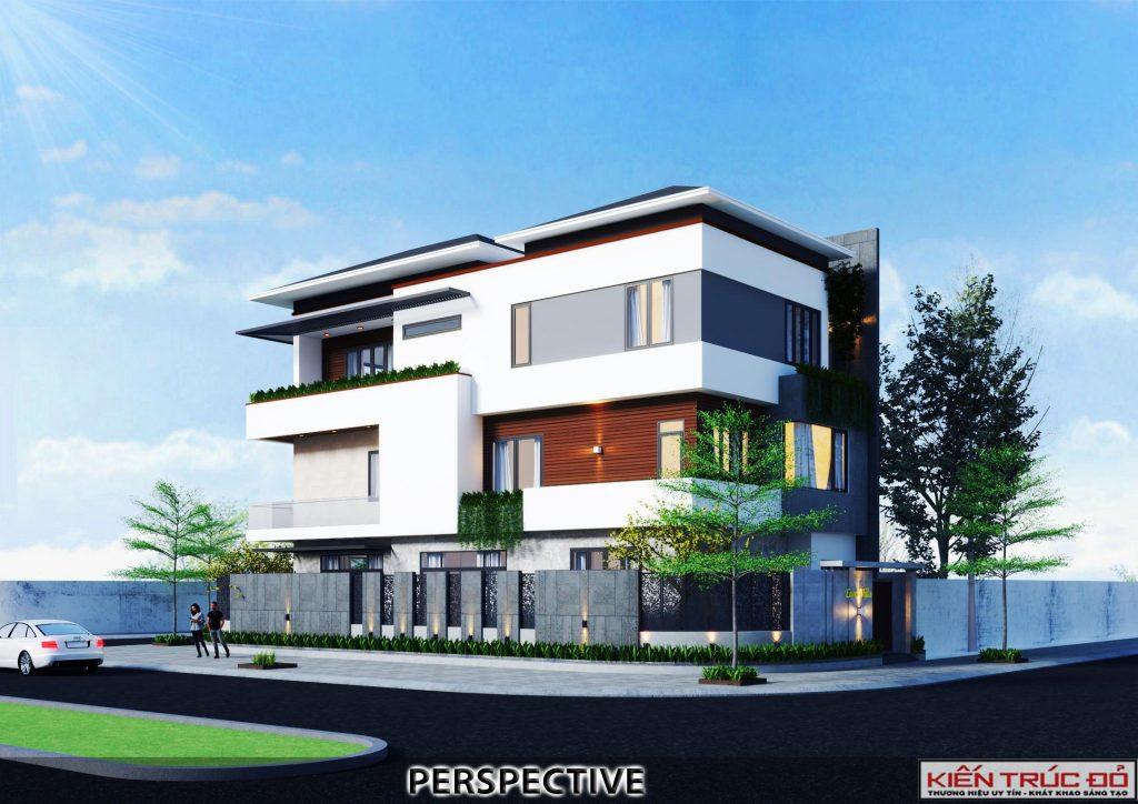 thiet ke biet thu da nang e1627378830577 - Thiết kế nhà Đà Nẵng