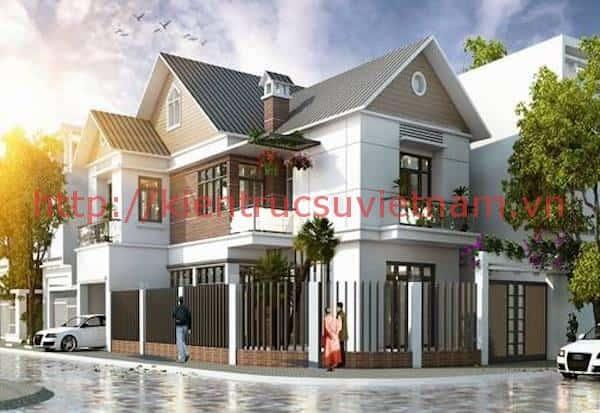 thiet ke nha 2 tang 1 ty 200 trieu 5 - 57 Mẫu thiết kế nhà mái thái đẹp nếu làm nhà các bạn nên tham khảo, mát phù hợp khí hậu nhiệt đới