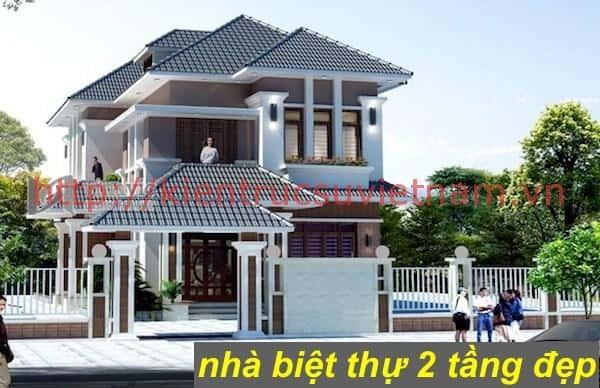 thiet ke nha 2 tang 1 ty 200 trieu 9 - 57 Mẫu thiết kế nhà mái thái đẹp nếu làm nhà các bạn nên tham khảo, mát phù hợp khí hậu nhiệt đới