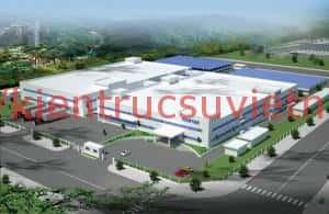 thiet ke nha xuong san xuat design and build 14453124042 300x195 - Thiết kế thi công nhà xưởng sản xuất