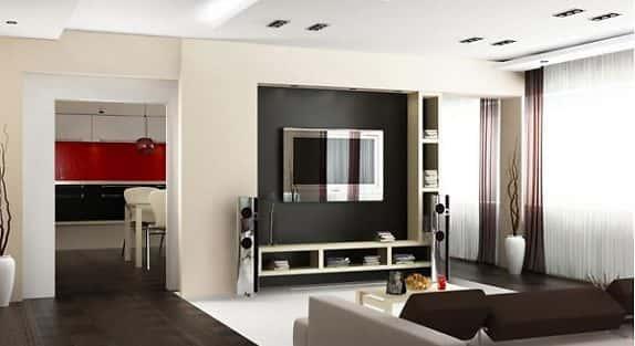 Thiết kế nội thất chung cư 70m