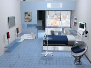 thiet ke noi that benh vien BenhVien 03 300x226 - Thiết kế nội thất bệnh viện