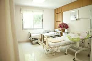 thiet ke noi that benh vien IMG phong benh 012 300x200 - Thiết kế nội thất bệnh viện