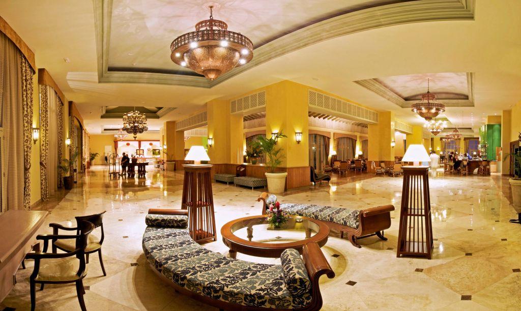 thiet ke noi that khách san iberostar rose hall beach lobby reception 1 - Thiết kế nội thất khách sạn đẹp